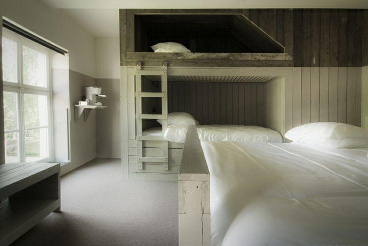 Piet Hein Eek Kamer17 Family room  Teaching Hotel, Maastricht