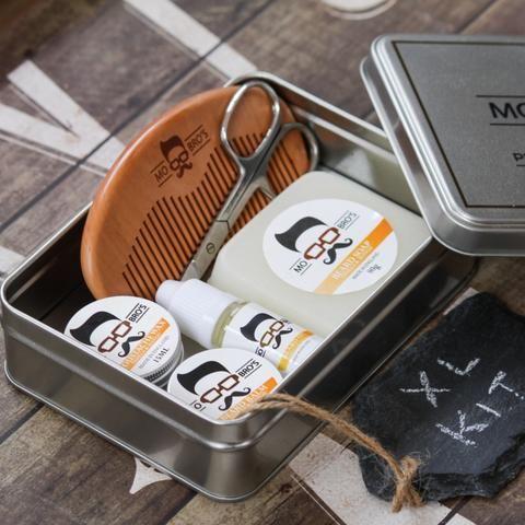 Mo Bro's XL 8 Piece Grooming Kit