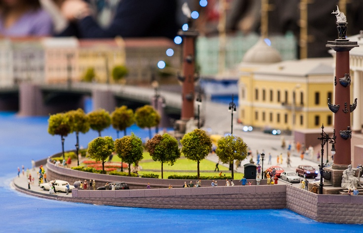 Grand Model Of Russia Grand Maket Is A Scale Model 1 87