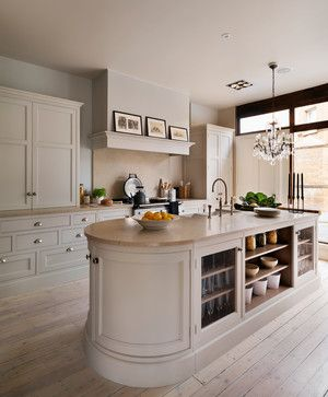 Painted Classic English - modern - Kitchen - London - Baker & Baker Furniture