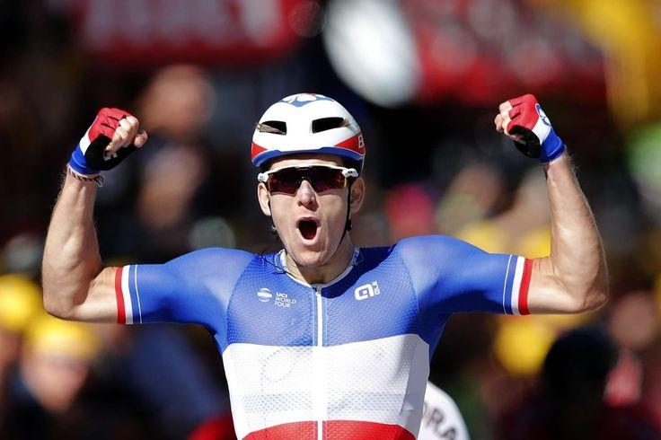 Tour de France2017: Démare vainqueur étape à Vittel, le classement