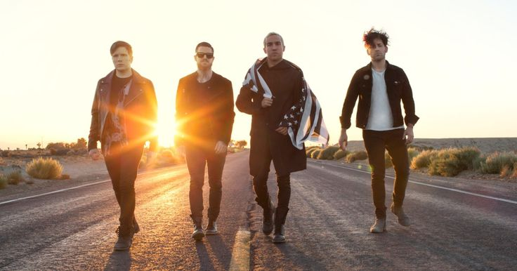 Fall Out Boy channel champions on anthemic new song: #falloutboy
