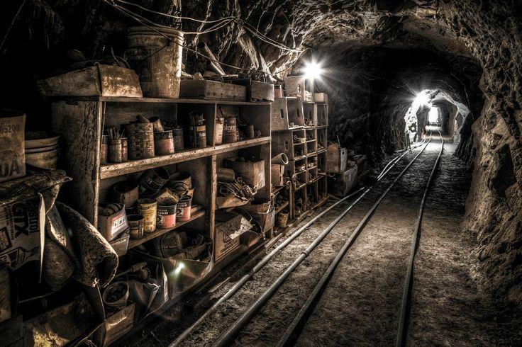 Eagle Mine, Julian, California