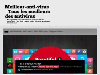 Vous pouvez désormais compter sur le guide des meilleurs antivirus afin de faire le choix d'un logiciel de protection efficace et simple.