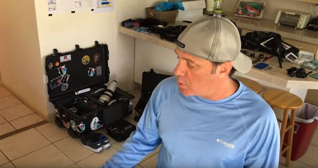 Packing for Rio by Pro photographer Marc Serota    Pro photographer Marc Serota is preparing for the 2016 Olympics! Join Marc as he explains what equipment and gear he's taking to Rio. What clothes are best for an all-day shoot? What about smartphones sport cameras and other tools?  About Marc Serota:  Serota is an Award Winning Journalist and Film Maker as well as an Iconic Portrait Specialist who has publish many Authorized Pictorial Biography's on Hall of Fame athletes and Celebrities…