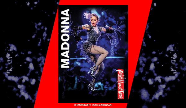 Madonna: Rebel Heart Tour DVD is coming soon