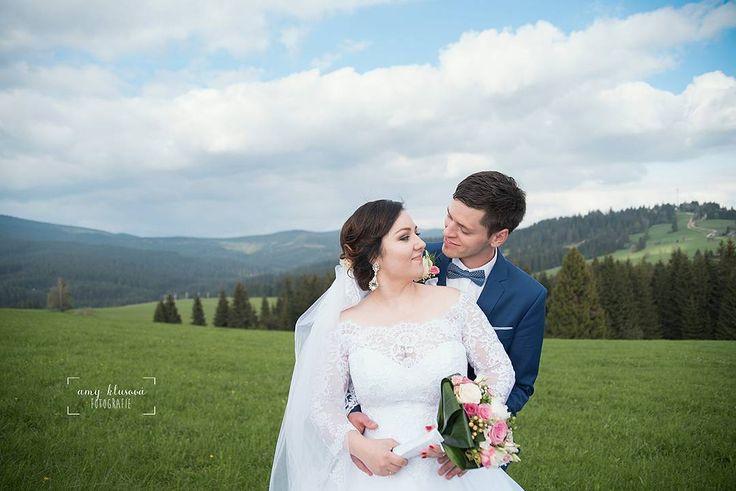 """Páči sa mi to: 52, komentáre: 2 – Amy Klusová - Fotografie 📷📷😊 (@amyklusova) na Instagrame: """"D&L ❤ #navzdyspolu #love #orava #wedding #svadba_uz #svadba2017 #fotograf #oravskalesna…"""""""