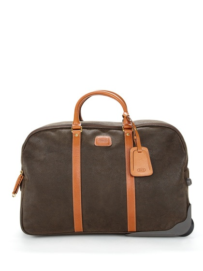 "Life 21""Carry On Rolling Duffle"