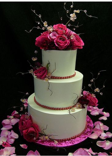 44 best Wedding Cakes images on Pinterest Biscuits Floral
