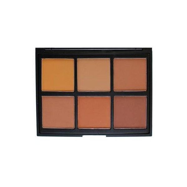 06PW WARM PRO DEFINITION PALETTE Morphe (€14) found on Polyvore featuring beauty products, makeup, face makeup, palette makeup, pressed powder makeup, morphe cosmetics, highlight makeup and morphe makeup