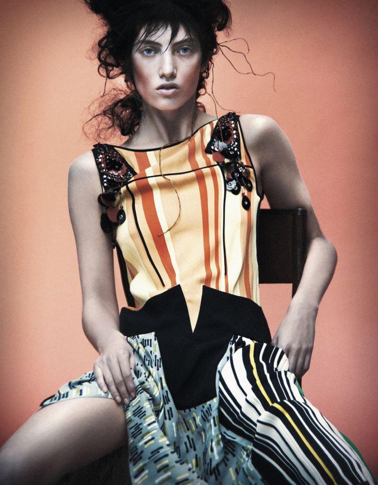 Lika Rzhevskaya by Chantelle Dosser for Vogue Taiwan February 2016 2