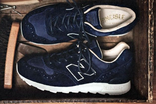 """New Balance 1400 x INVINCIBLE """"Richelieu"""" : Top of the Dope"""