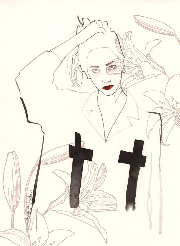 badairam on DeviantArt Art, Grazia, Drawings