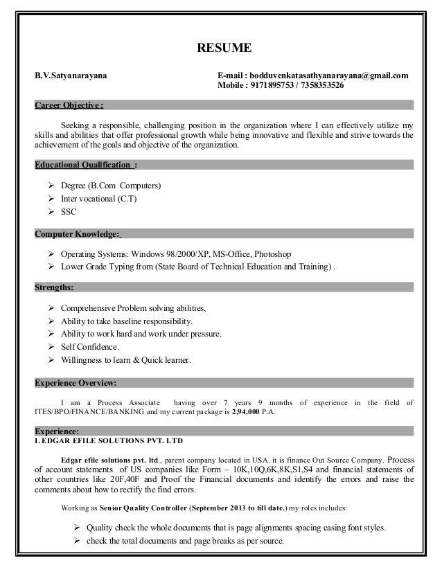 Best 20+ Resume career objective ideas on Pinterest | Career ...