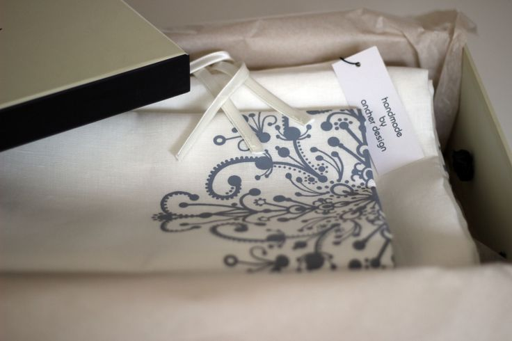 Our own wedding collection in pure linen