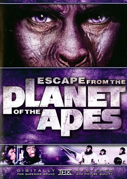Planet Of The Apes (1970) [original] Beneath The Planet Of The Apes