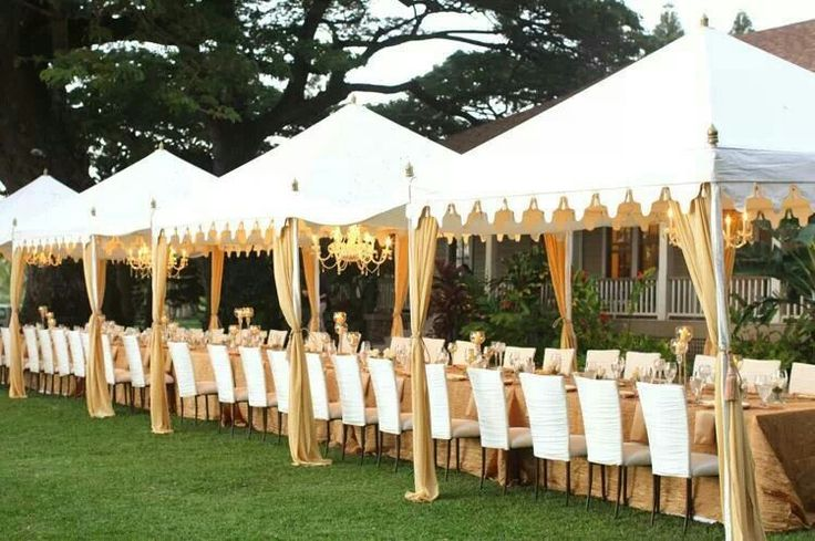 Small tents wedding decor pinterest tent and small for Outdoor tent decorating ideas