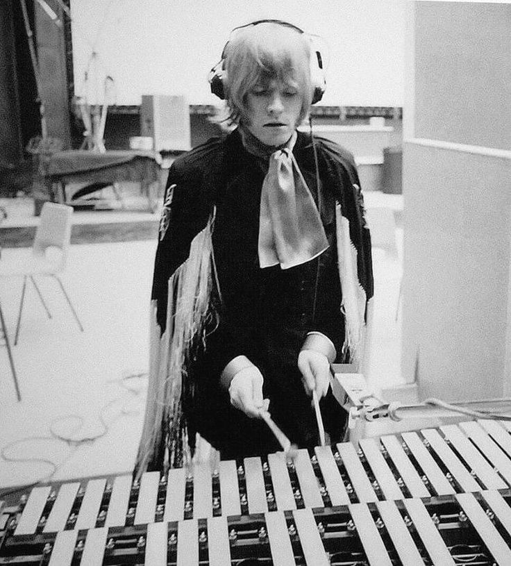Brian Jones could play most any instrument and added so many unique and memorable sounds to early Stones' classics like Under My Thumb, Paint it Black, Ruby Tuesday and so many others.