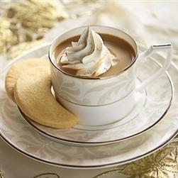 Creamy Egg Nog Coffee