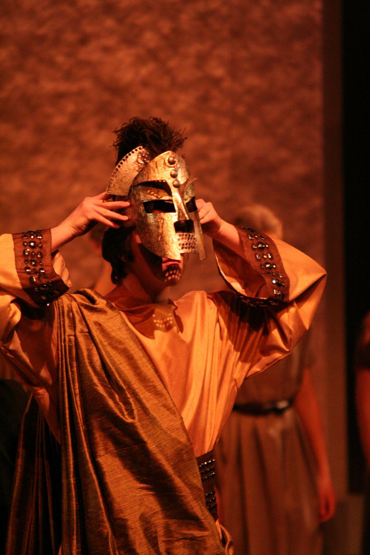 character analysis of agamemnon Character description, analysis and casting breakdown for agamemnon from agamemnon.