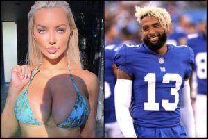 Model Lindsey Pelas on Why She Would Like Odell Beckham to Slide in Her DMs  Now That He s Signed His Massive Contract (Pics-Vids) e10d756e2