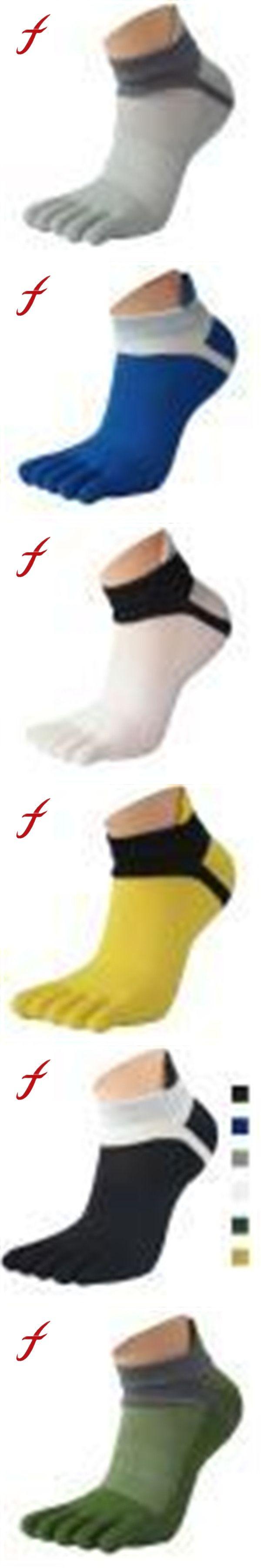 1 Pair Socks Men Mesh Meias Workout Five Finger Toe Socks 2017 High Quality Casual Breathable 6 Colors Short Socks For Men