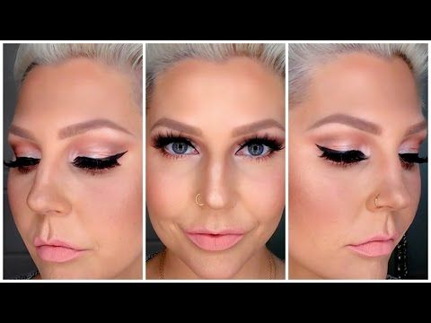 Eyebrow Tutorial   How to Fill in Blonde Thin Brows - YouTube