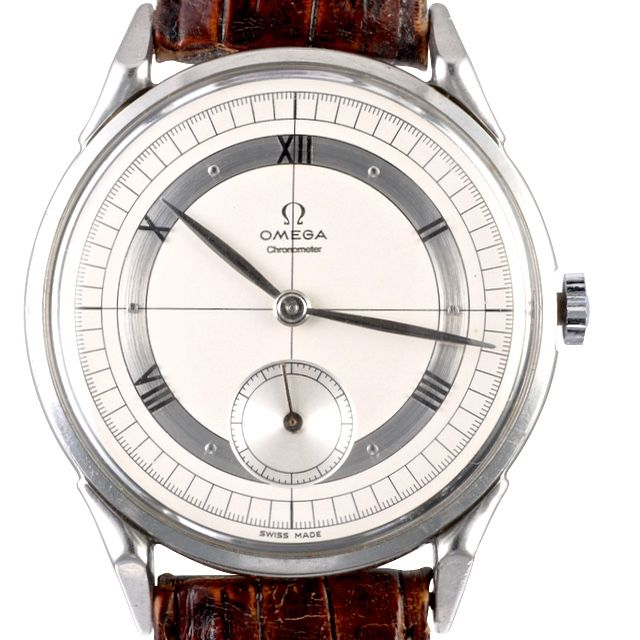 1947 Omega Chronometer ref. 2366 cal. 30t2RG by Timeline Watch
