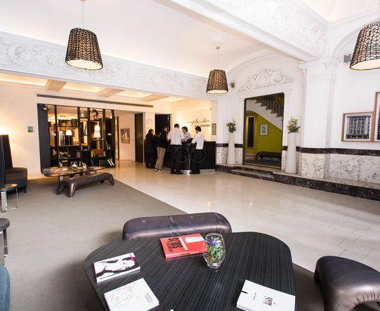 Esplendor Hotel Cervantes (Montevideo, Uruguay): opiniones, comparación de precios y fotos del hotel - TripAdvisor