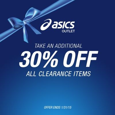 asics clearance outlet 1hlr  Gear up for the New Year