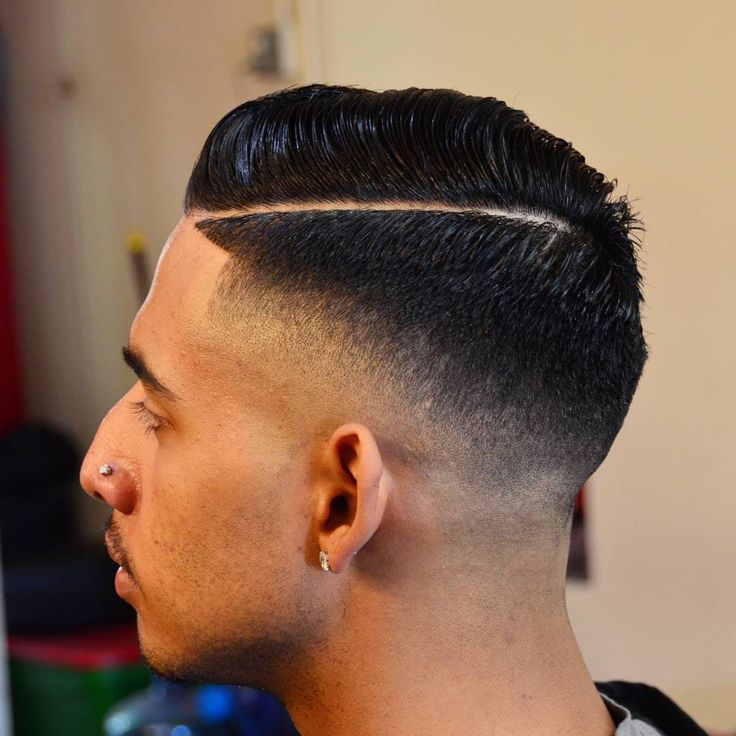 cool 25 Fresh Medium Fade Haircuts - New Ways to Amp Up the Style