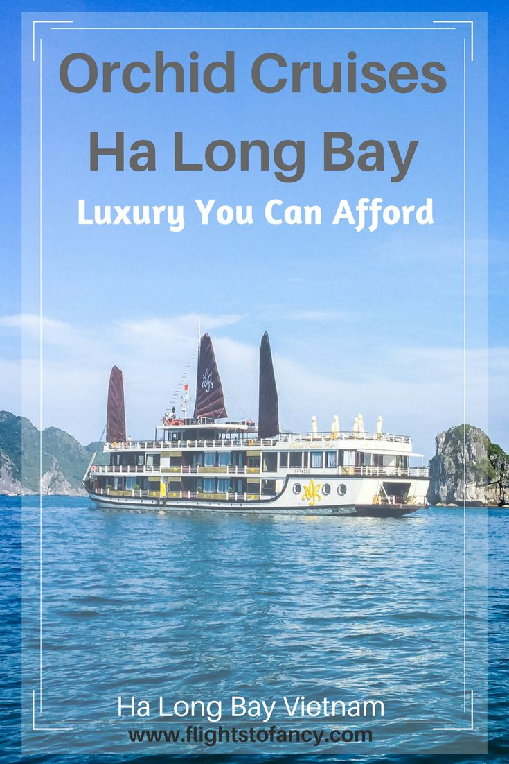 Looking for a luxury cruise in Ha Long Bay Vietnam…