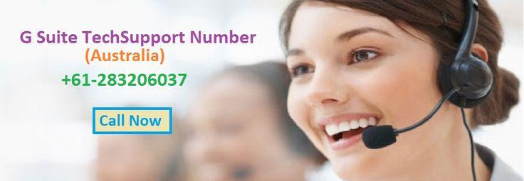 G Suite Customer Support Helpline Number Australia +61-283206037