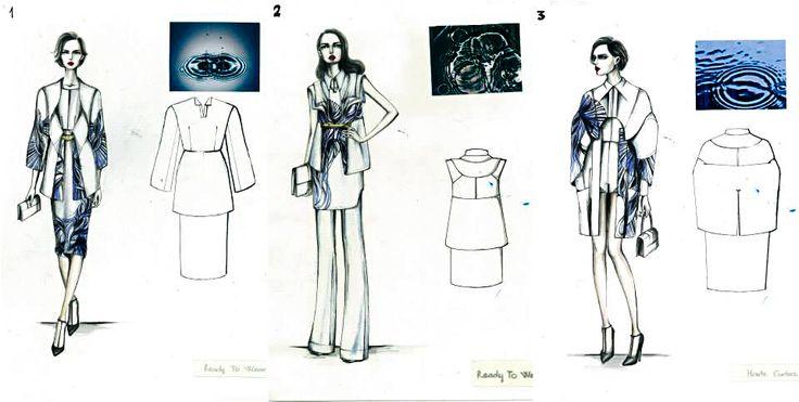 Aquafina pure fashion 2013 collection