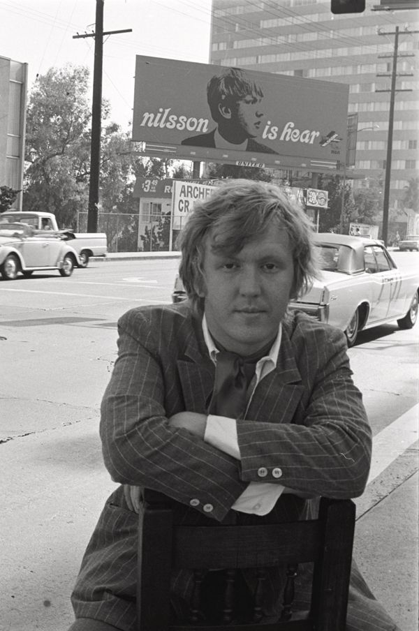 Singer/songwriter Harry Nilsson was born today 6-15 in 1941