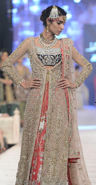 Pakistani designer dress by nicky nina