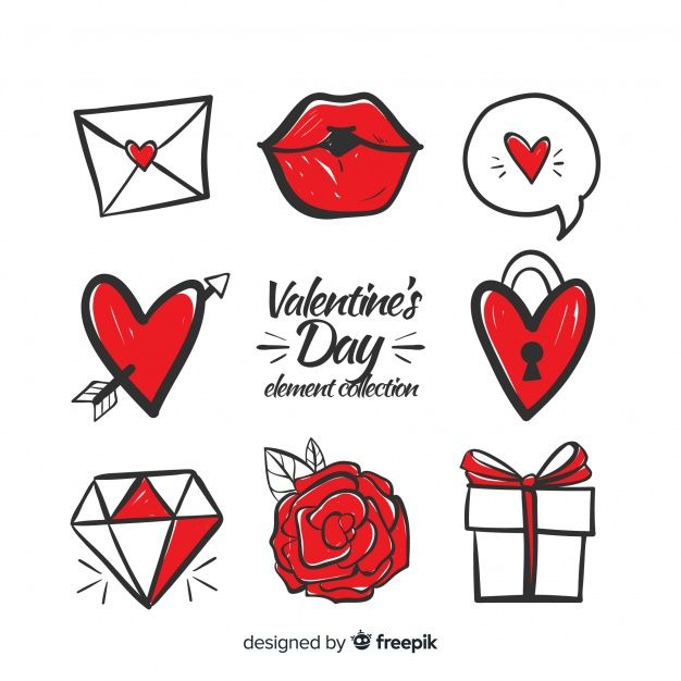 Pin On Valentine S Day Free Printables