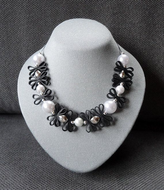 Necklace with different beads. Necklace with by AnnesSierraad, €13.95