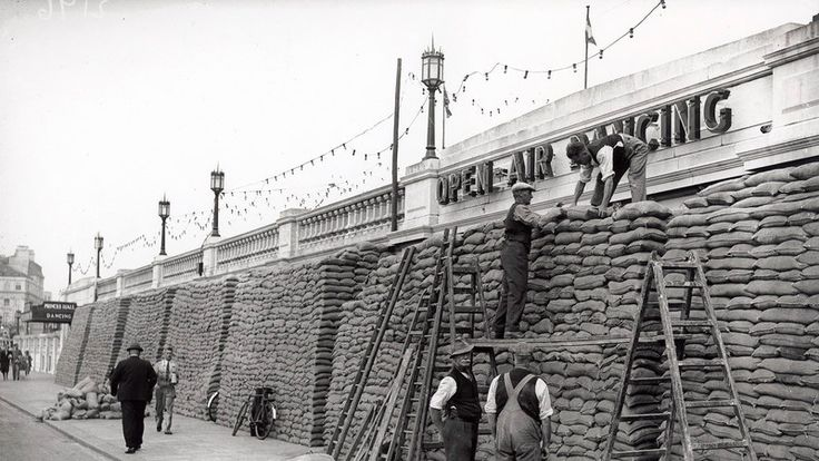 Seafront, Brighton, East Sussex [1940s Unknown].