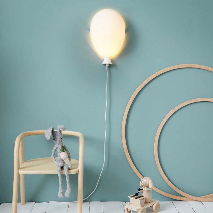 Applique Ballon Lumineux 98 00 Sur Www Lepetitflorilege Com Ballon Lumineux En Resine Qui Apporte Chambre Enfant Luminaire Chambre Enfant Luminaire Chambre