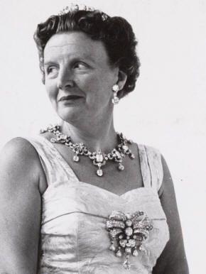 House Diamond Parure  Queen Juliana, former queen of The Netherlands