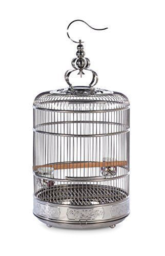 Bird Decorative Stainless Steel Antique Victorian Cheap Cage Pet Supplies Stands