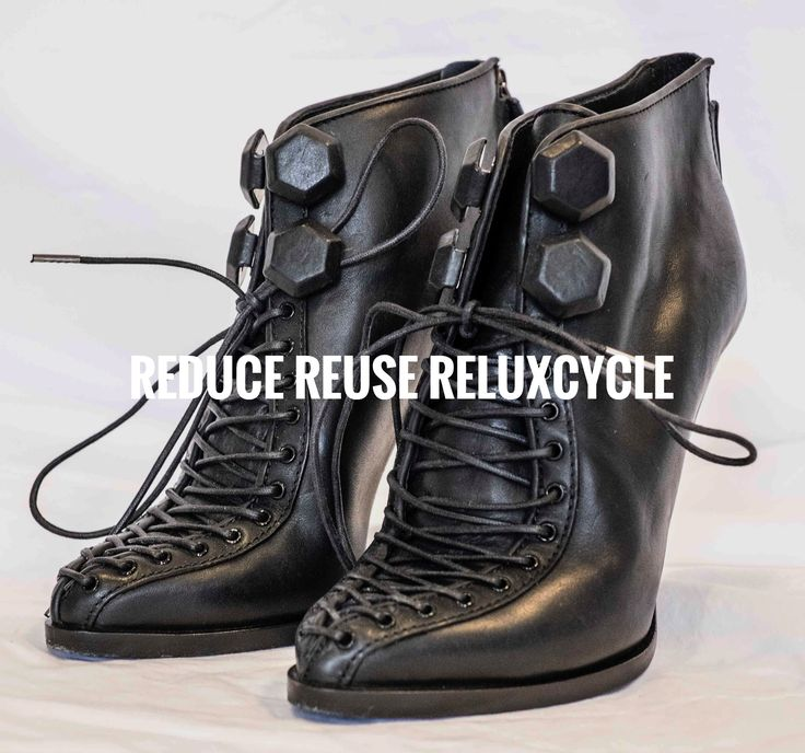 Give shoes another chance! Pre-loved designer shoe sale. Up to 80% off. RELUXCYCLE.COM