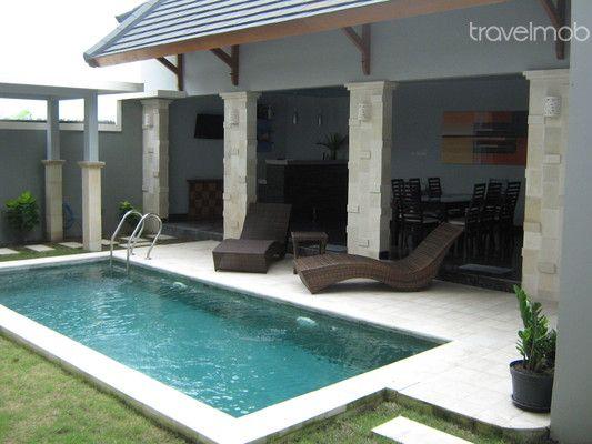 New 4 BDR+ private pool  villa  in North Kuta, Bali, Indonesia