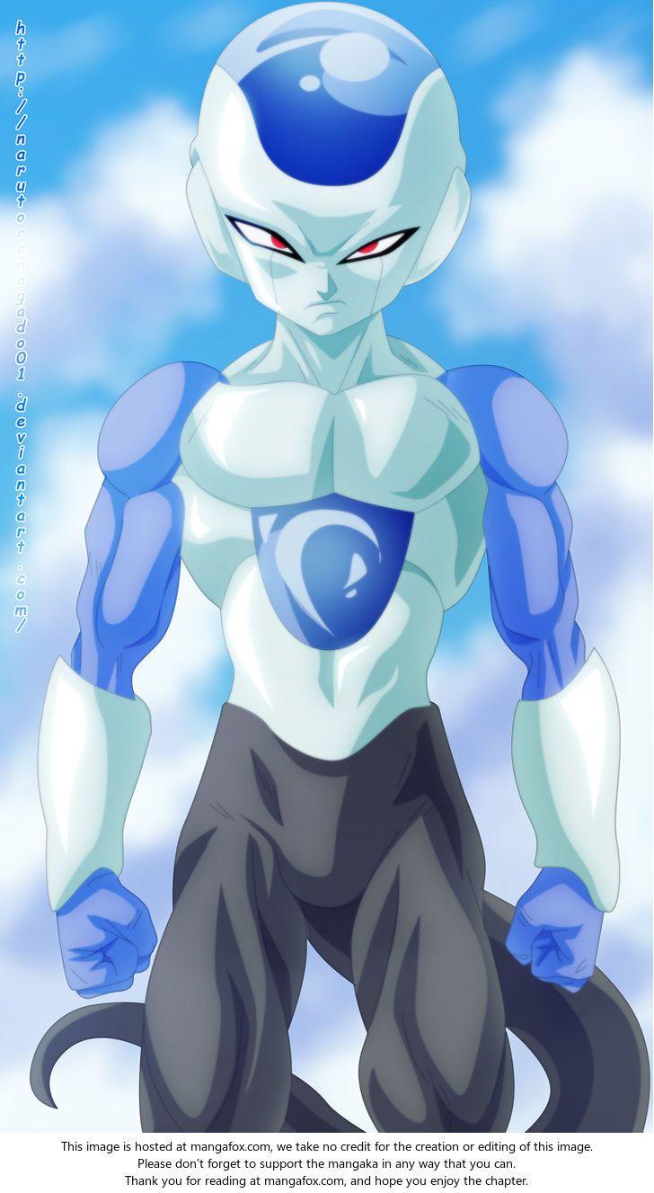 Dragon Ball Chou 10: Frost's True Form at MangaFox.me
