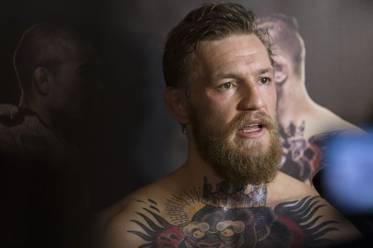 Conor McGregor workout photos - MMA Fighting