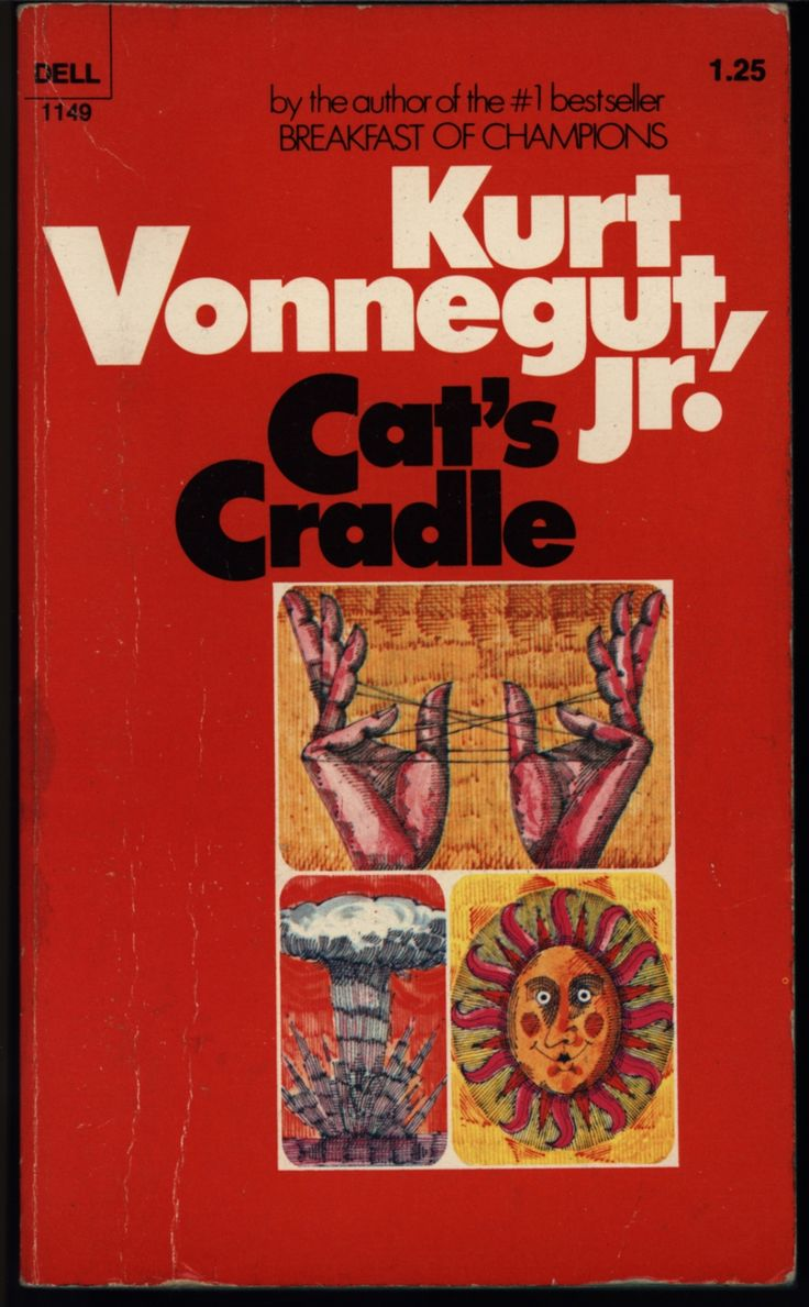 Vonnegut social commentary in cats cradle