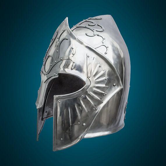 Die Faramir Sturzhelm Herr der Ringe-Gondor von WhiteArmourShop