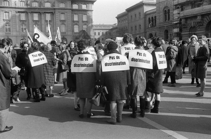 Droit de vote et d'éligibilité des femmes en Suisse - www.ch.ch