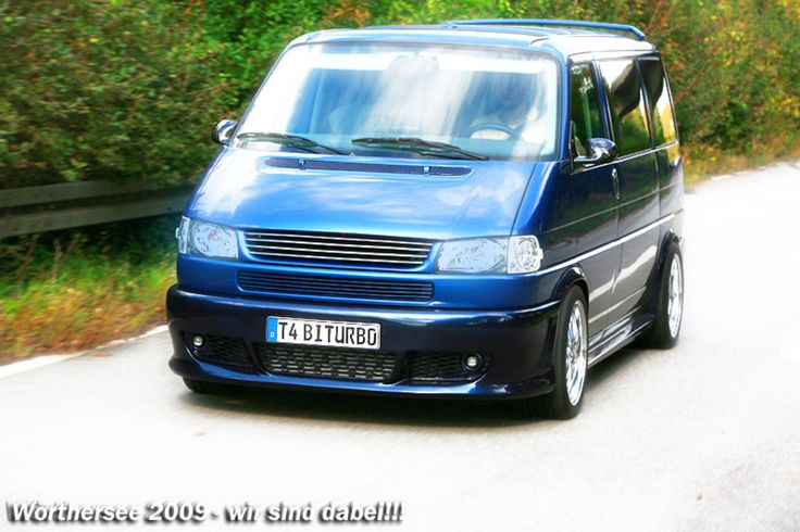 Image result for VW T4 Tuning